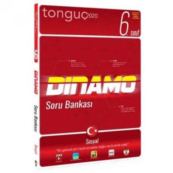 Tonguç 6.Sınıf Sosyal Bilgiler Dinamo Soru Bankası