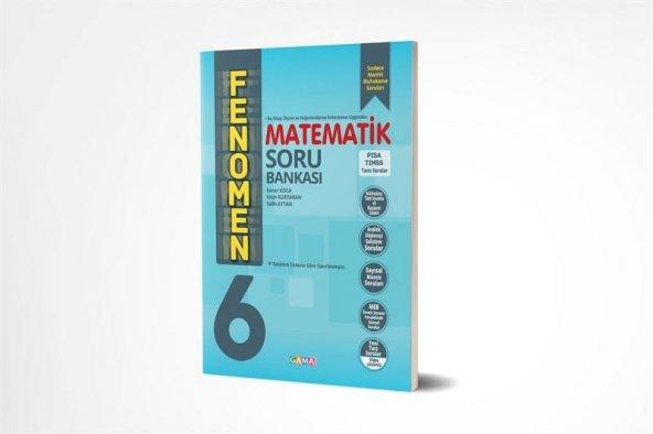 FENOMEN 6 Matematik Soru Bankası