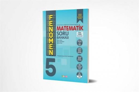 FENOMEN 5 Matematik Soru Bankası