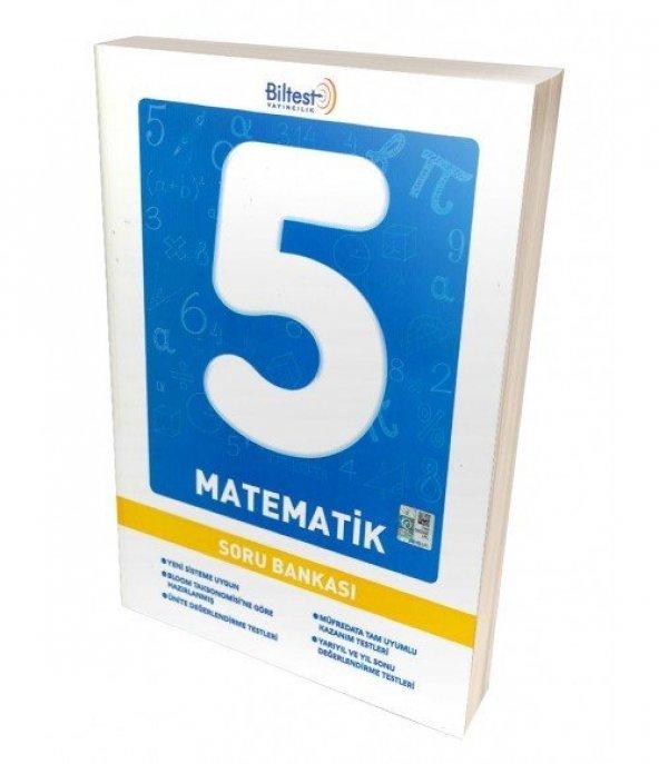 Biltest 5. Sınıf Matematik Soru Bankası