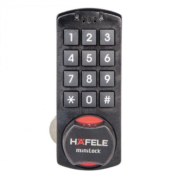 Hafele Elektronik Şifreli Kilit MINILOCK - 225.12.340