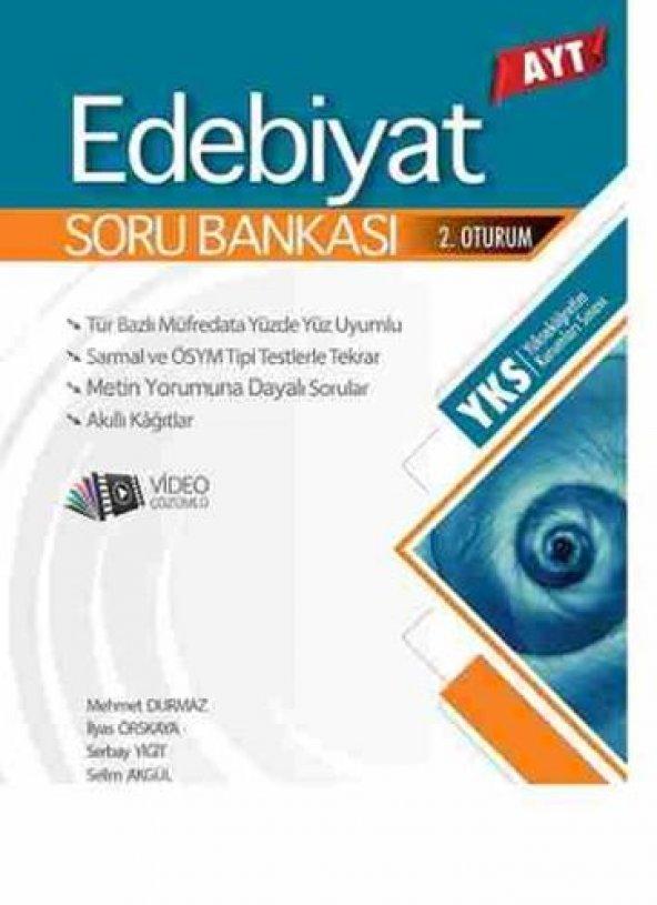 Bilgi Sarmal Yayınları Ayt Edebiyat Soru Bankası 3 Lü Set - İlyas