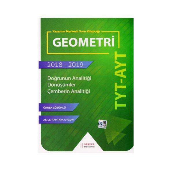 TYT AYT Geometri Doğrunun Analitiği Dönüşümler Çemberin Analitiği