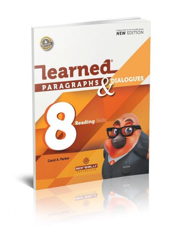 8. Sınıf İngilizce Soru Bankası Borealis Yayıncılık