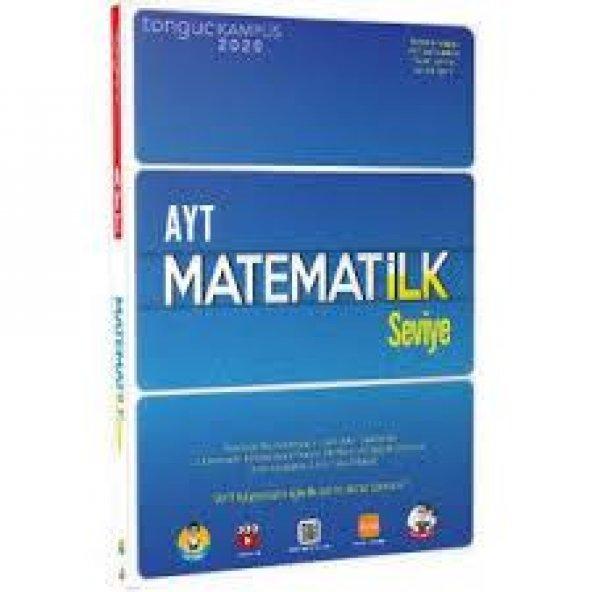 AYT MatematİLK Seviye Soru Bankası Tonguç Akademi
