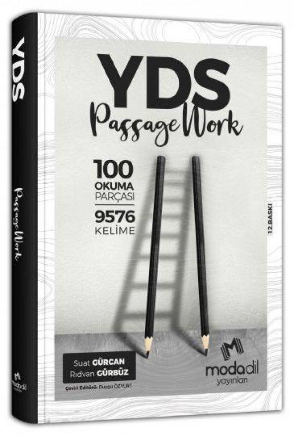 YDS Passagework 100 Okuma Parçası Modadil Yayınları