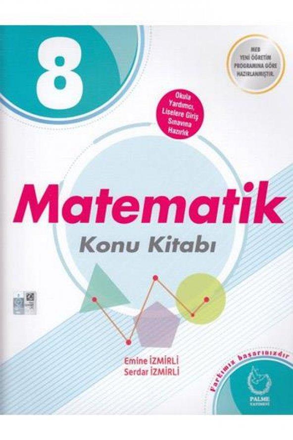 8.Sınıf LGS Matematik Konu Anlatımı Palme Yayınevi