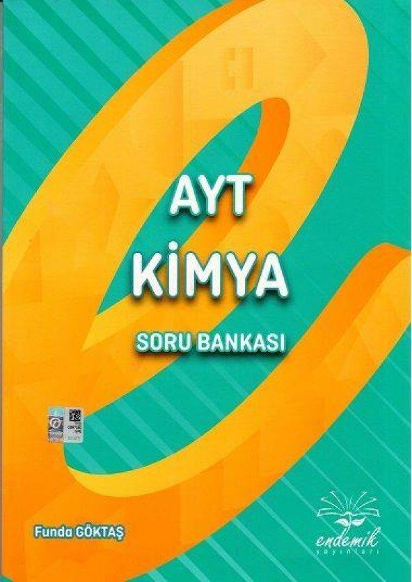 Endemik Yayınları AYT Kimya Soru Bankası