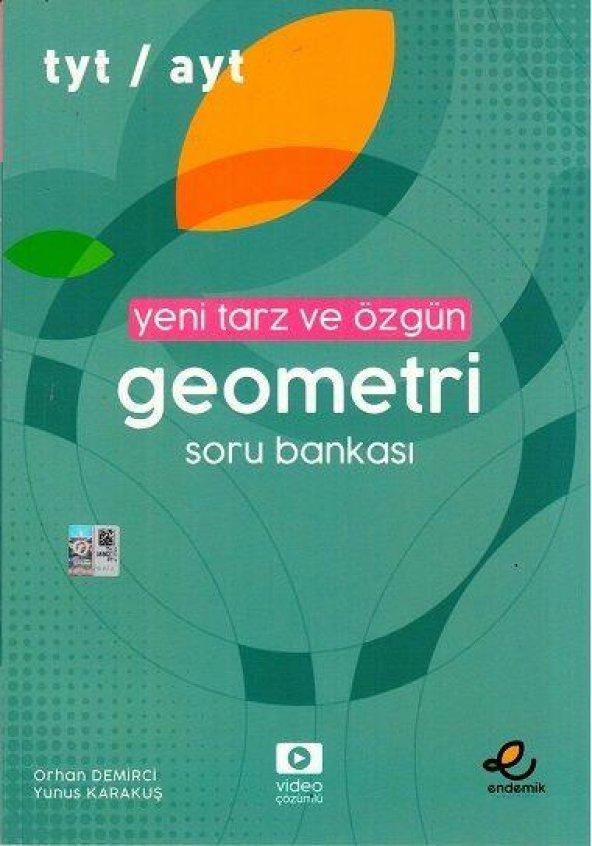 Endemik Yayınları TYT AYT Geometri Özet Bilgilerle Destekli Yeni