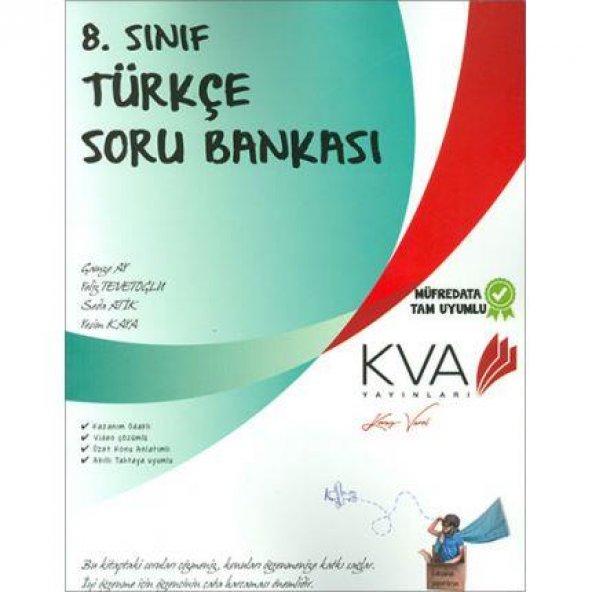 Koray Varol 8.Sınıf Türkçe Soru Bankası