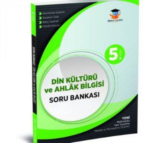 Zeka Küpü Yayınları 5. Sınıf Din Kültürü ve Ahlak Bilgisi Soru Ba