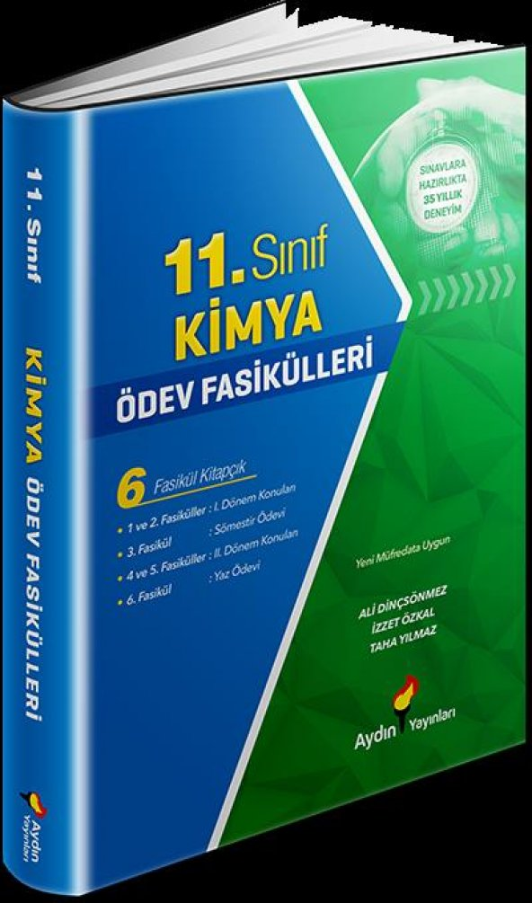 AYDIN Kimya Ödev Fasikülleri 11
