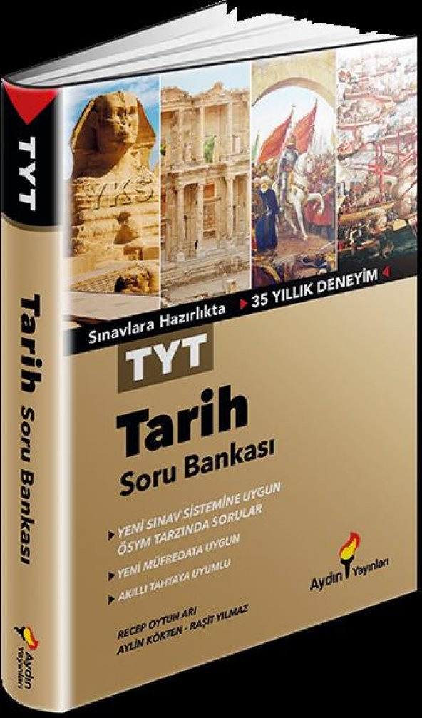 AYDIN TYT Tarih Soru Bankası