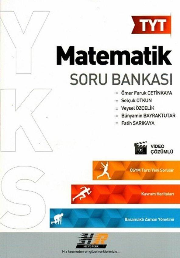 TYT HIZ ve RENK S.B. MATEMATİK -2020
