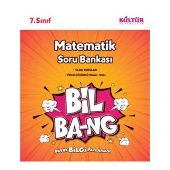 KÜLTÜR 7.SINIF MATEMATİK SORU BANKASI BİL-BANG