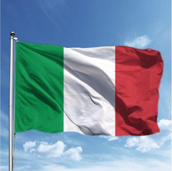 İtalya Gönder Bayrağı