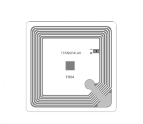 TH54 WRW HF 13.56Mhz RFID Etiket (100 Adet)