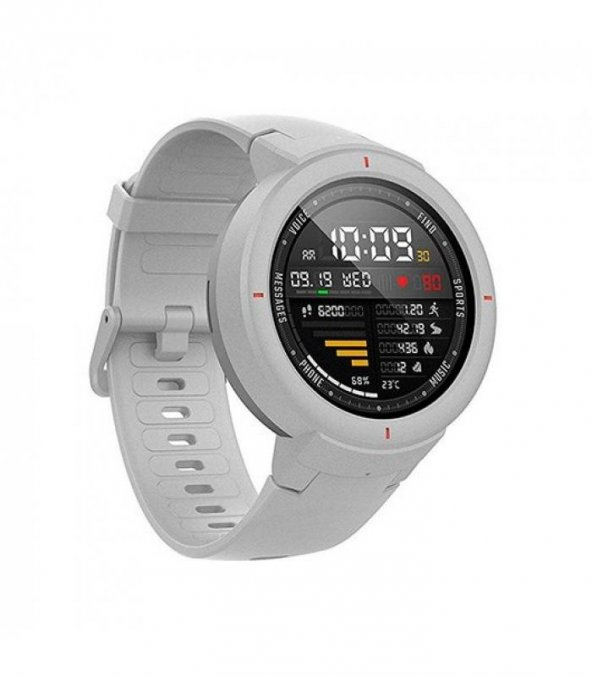 Xiaomi Amazfit Verge Bluetooth Nabız GPS Akıllı Saat - Global Versiyon