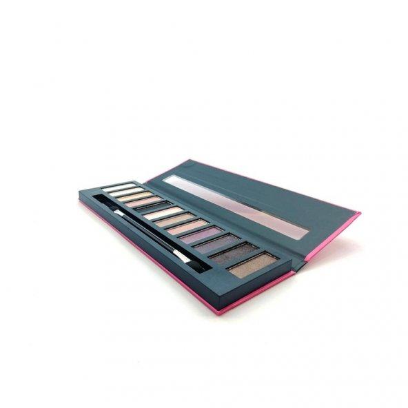 XP Nudes 4-12 Farklı Ton-Eyeshadow Collection