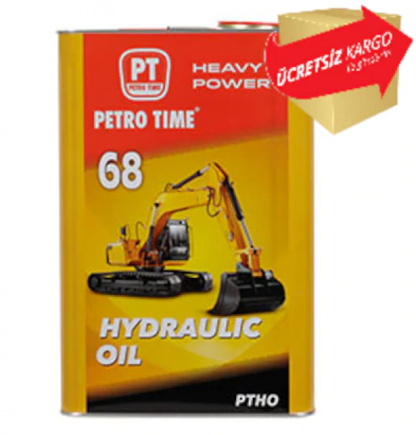 Petro Time 68 No 16 Litre Hidrolik Sistem Yağı