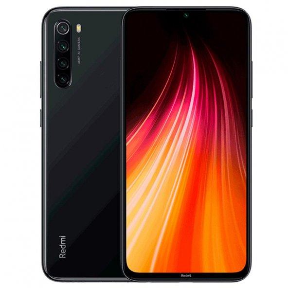XIAOMI Redmi Note 8 128GB Siyah Akıllı Telefon REDMI-NOTE8-128BLK
