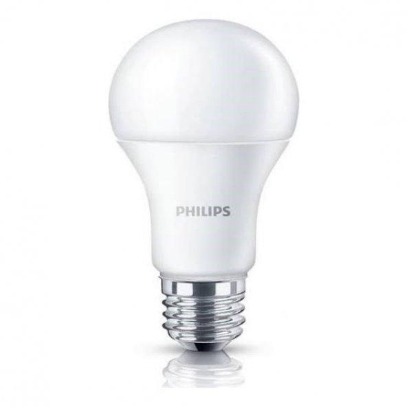 Philips Essential 9 Watt LED Ampul (14w-60w)- Beyaz Işık