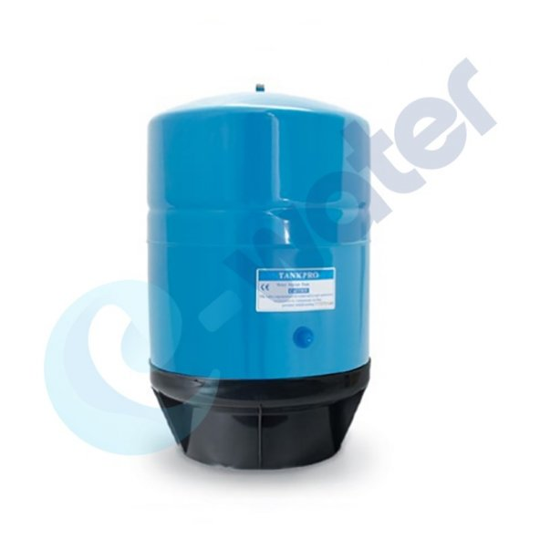 Su Arıtma Cihazı Çelik Su Tankı - Tankpro 11 Galon 40 TL Su Arıtma Deposu