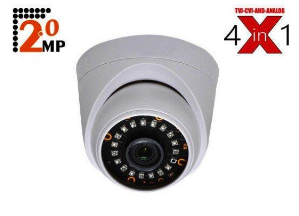 OEM AD-45D 2mp 3.6mm Sabit Lens 4in1 Dome Kamera