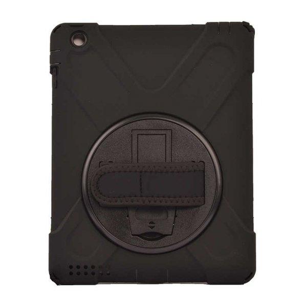 Apple iPad 2 3 4 Kılıf Zore Defender Tablet Silikon