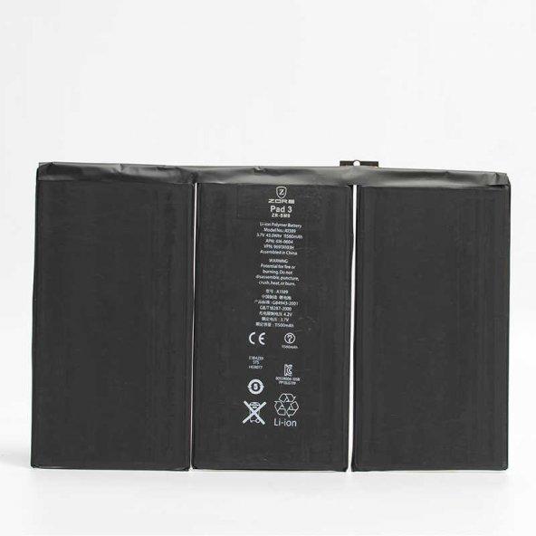 Apple iPad 3 Zore Tam Orjinal Batarya