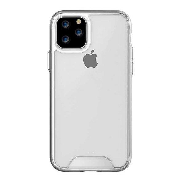 Apple iPhone 11 Pro Kılıf Zore Gard Silikon