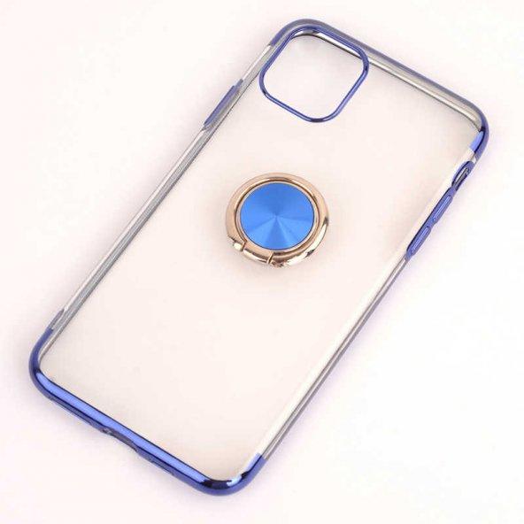 Apple iPhone 11 Pro Max Kılıf Zore Gess Silikon