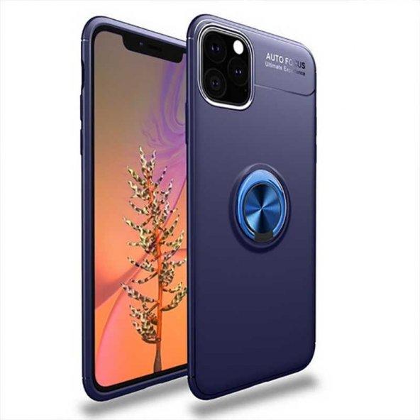 Apple iPhone 11 Pro Max Kılıf Zore Ravel Silikon