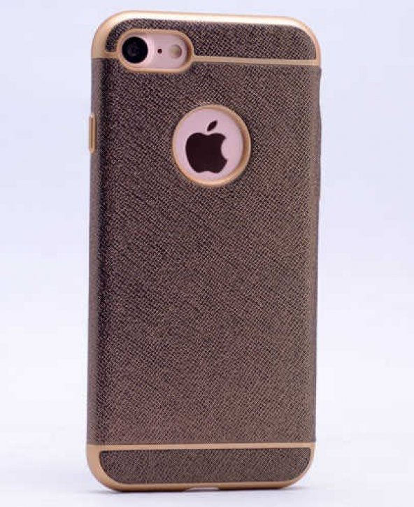Apple iPhone 5 Kılıf Zore Simli Sude Silikon