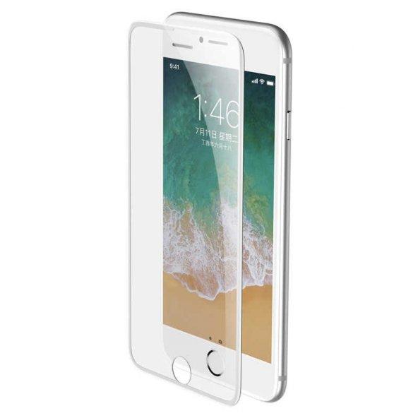 Apple iPhone 6 Baseus Full-Screen Curved Tempered Glass Screen Protector EKRAN KORUYUCU CAM