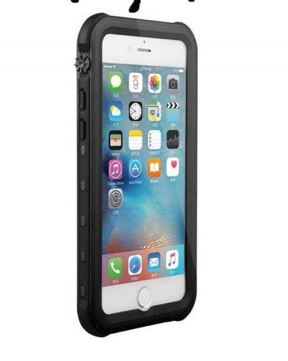 Apple iPhone 6 Su Geçirmez Kılıf 1-1 Orjinal Kapak
