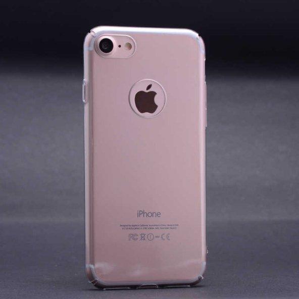 Apple iPhone 7 Kılıf Zore Clear Cover