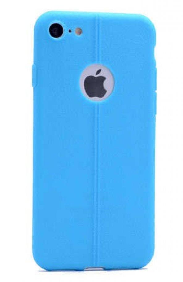 Apple iPhone 7 Kılıf Zore Taksim Silikon