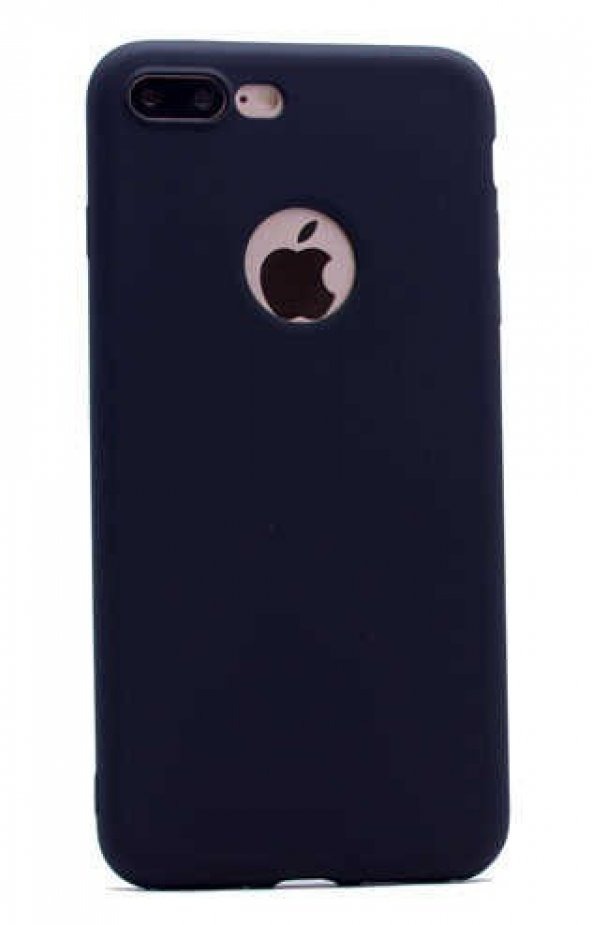 Apple iPhone 7 Plus Kılıf Zore Premier Silikon