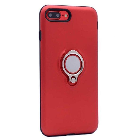 Apple iPhone 7 Plus Kılıf Zore Ring Youyou Kapak