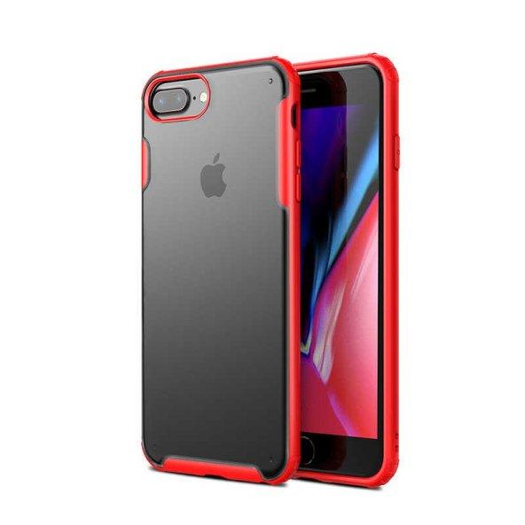 Apple iPhone 7 Plus Kılıf Zore Volks Silikon