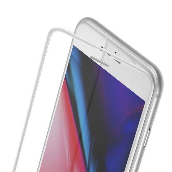 Apple iPhone 7 Zore Anti-Dust Glass Tempered Ekran Koruyucu
