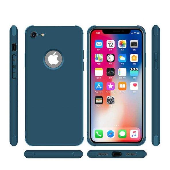 Apple iPhone 8 Kılıf Zore Neva Silikon