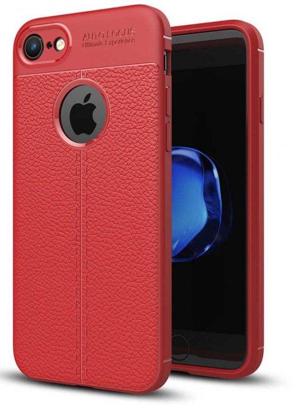 Apple iPhone 8 Kılıf Zore Niss Silikon