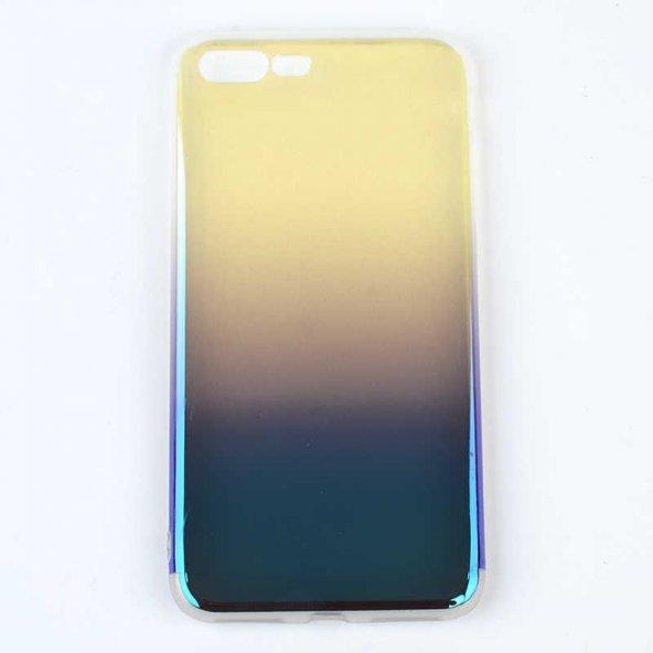 Apple iPhone 8 Plus Kılıf Zore Abel Kapak