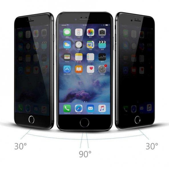 Apple iPhone 8 Plus Zore 0.23mm Anti-break Edge Glass Film EKRAN KORUYUCU CAM