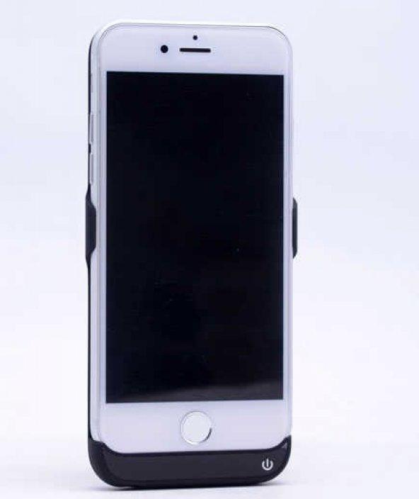 Apple iPhone 8 Şarjlı Kılıf Harici Batarya POWERBANK