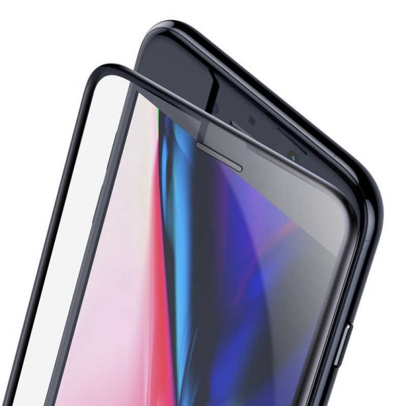 Apple iPhone 8 Zore Anti-Dust Glass Tempered Ekran Koruyucu