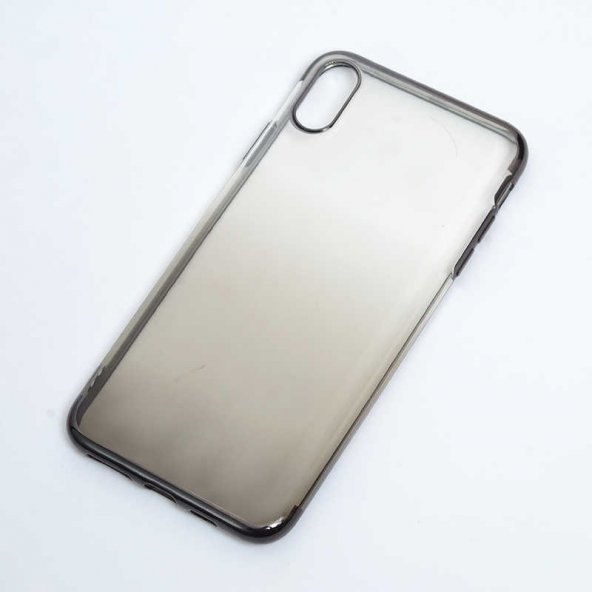 Apple iPhone X Kılıf Zore Moss Silikon