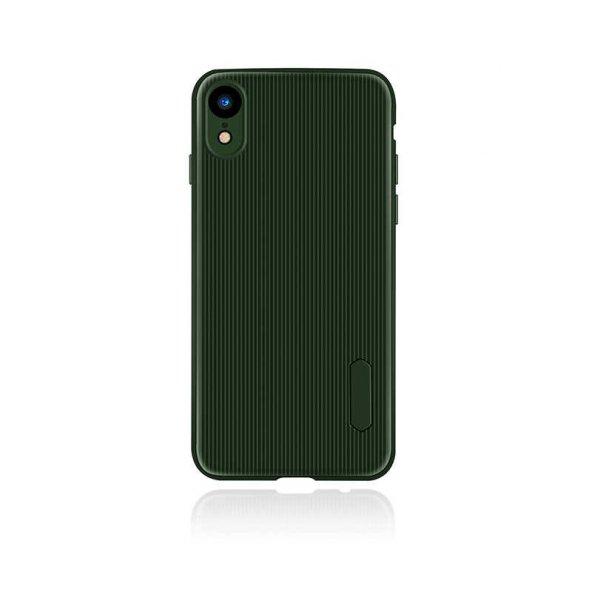 Apple iPhone XR 6.1 Kılıf Zore Tio Silikon